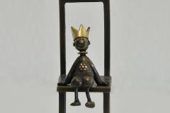 Zwergenkönig - 18cm hoch
