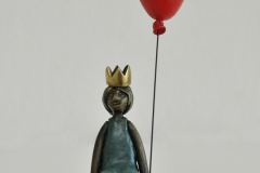 Balloon Girl - 20cm hoch