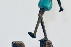 Königliche Balance - 19cm hoch